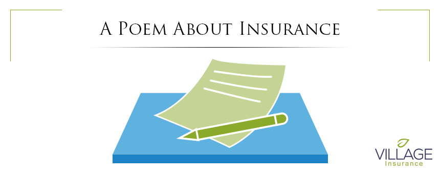 A Poem About Insurance