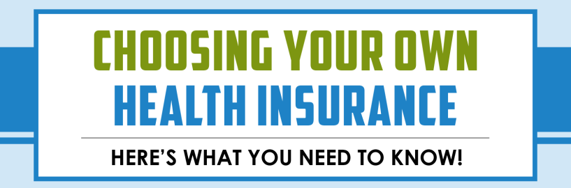 Infographic: How to Choose Your Health Insurance
