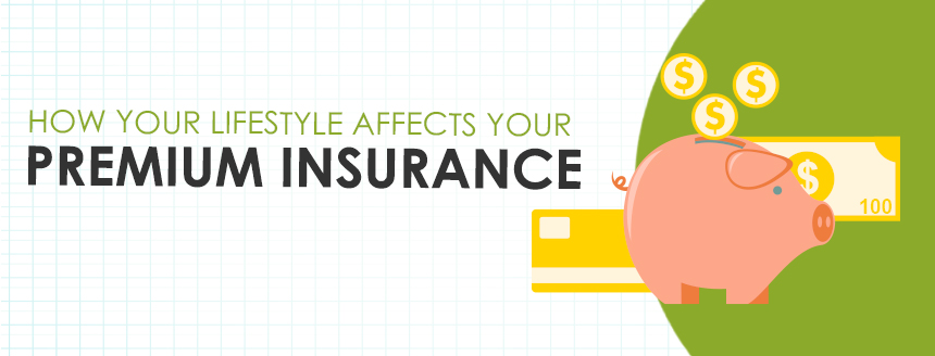 Infographic: How Lifestyle Affects Insurance Premiums