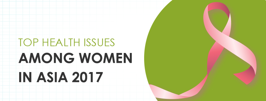 Top Health Issues Among Women in Asia