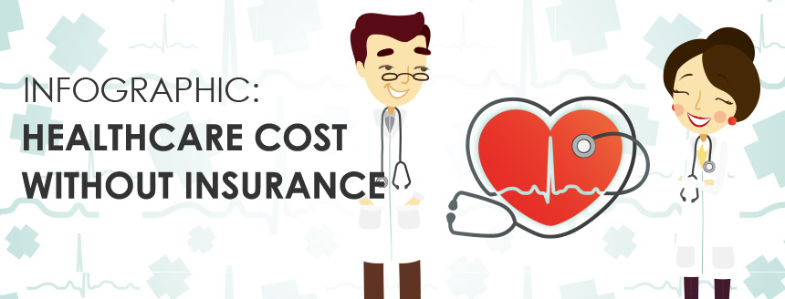 Infographic: Healthcare Cost in Hong Kong Without Insurance Cover