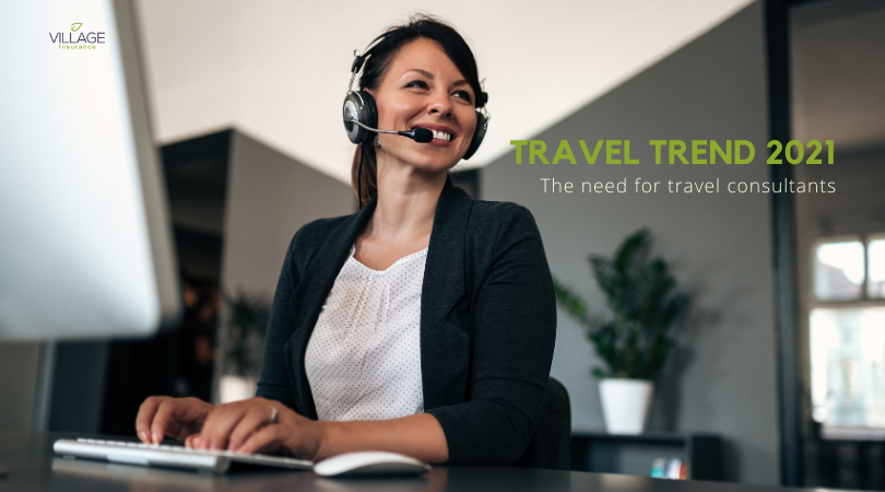 Travel in 2021: Need for travel consultants